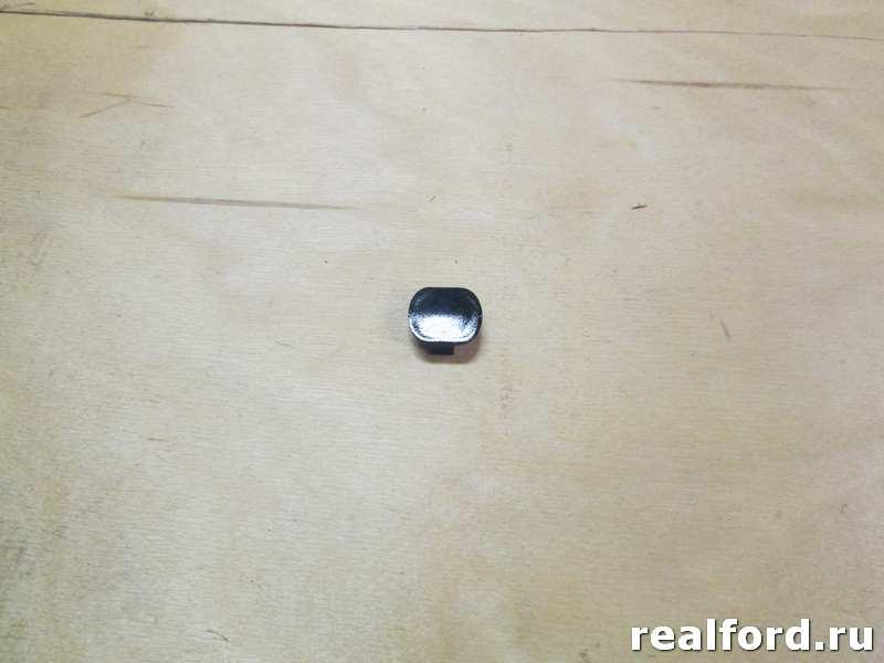 Заглушка самореза решётки воздухопритока глянец