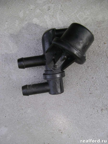 Клапан отопителя, кран